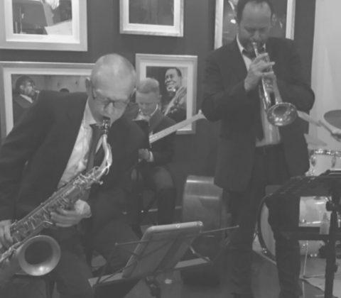 Brian White & Tim Horsfall Quintet - Friday Night Jazz