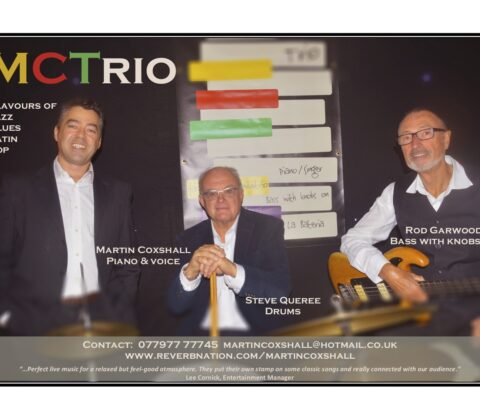 MCT - Martin Coxshall Trio