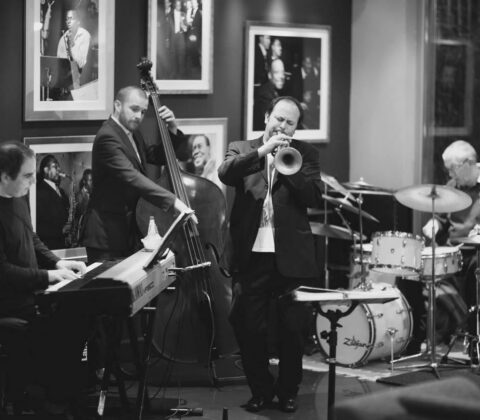 The Brian White Quartet