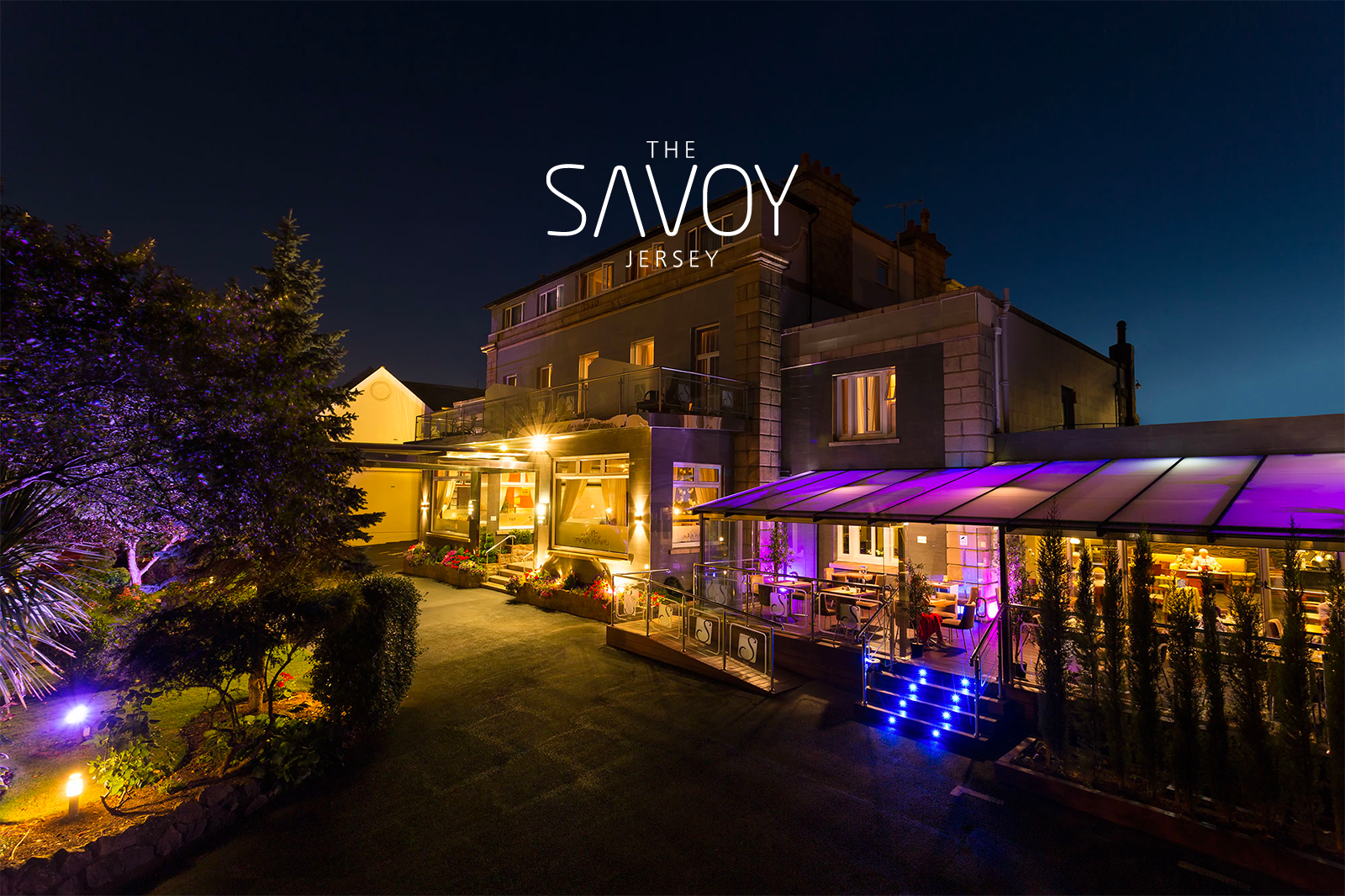 Luxury hotels in jersey the savoy hotel for Hotels jersey